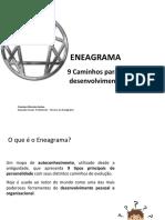 apresentação eneagrama eneatipos