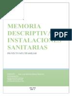MEMORIA INSTALACIONES SANITARIAS GRUPO 7.docx