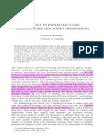Caroline Humphrey - Ideology in infrastructure, architecture and soviet imagination  2
