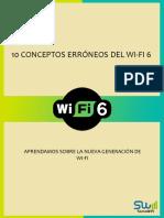 10 errores de WiFi 6 Libro