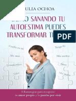 Como sanando tu autoestima pued - Yulia Ochoa.epub