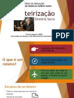 Roteirização - Angélica