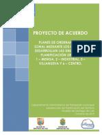 01. Proyecto de Acuerdo 084 - UPU 1, 2, 5 y 6