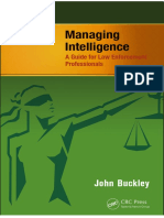 Managing Intelligence_ a Guide for Law Enforcement Professionals (2013, CRC Press)