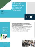 Estrategia Comunicativa Luisa Mendez