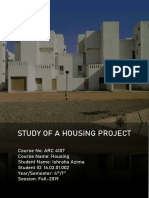 Study of a Housing Project