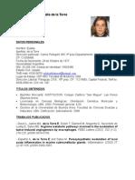 CV Eulalia de la Torre[1]