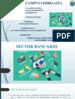 SECTOR BANCARIO FLOR