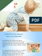 Segurança Infantil - Powerpoint de apoio