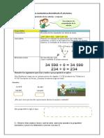 Guía matemáticas diversificada 4