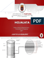 Exposicion HOJALATA