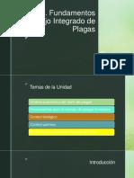 UNIDAD III.  FUNDAMENTOS DEL MANEJO INTEGRADO DE PLAGAS- GORGOJO DE PINO