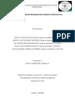 ACTA DE DESIGNACIÓN DE DELEGADOS PSICOLVITAL