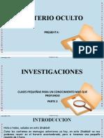 Investigaciones - Parte 3
