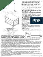 Manual de armado DeltaChildren 28330-536450-A-Monterey-Toybox_Assembly_Instructions