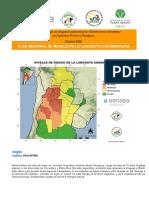 Informe Regional Langosta Sudamerican Octubre 2020
