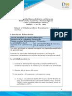 Guía de actividades y Rúbrica de evaluación-Momento 2-Identificar