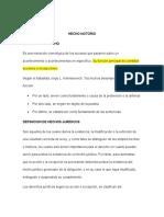 APUNTES BASICOS DE LA APLICACION EN DEBATE ORAL Y PUBLICO DEL HECHO NOTORIO EN PENAL