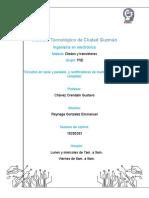Ensayo Circuitos serie y paralelo, y rectificadores de media onda y onda completa Reynaga Gonzalez.docx