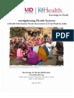 K4Health India Report