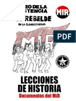 documentos MIR (1965-1974)