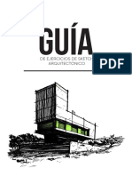 Guia de sketch arquitectonico