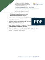 Guía 4 Intercambiadores de Calor