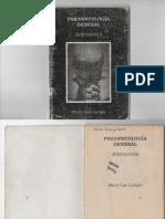 Psicopatologia General. Semiologia (Nury Cao Campo)