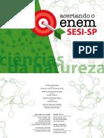 ACERTANDO O ENEM - CIÊNCIAS DA NATUREZA - SESI -SP.pdf