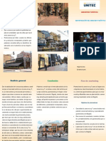 folleto marketing