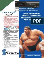 Brochure SRT 4930L - en