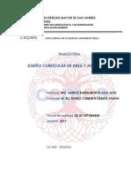 DISEÑO CURRICULAR DE AREA Y ASIGNATURA