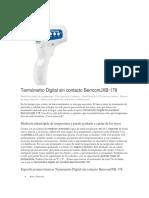 Termómetro Digital sin contacto BerrcomJXB.pdf