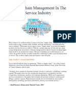 Supply-Chain-Management-In-The-Service-Industry-Lecture