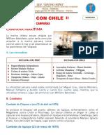 LA GUERRA CON CHILE II