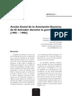 Acción social de la Asociación Bautista de El Salvador durante la guerra civil - Salvador López.pdf