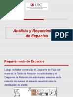 Análisis y requerimientos de espacio-DP