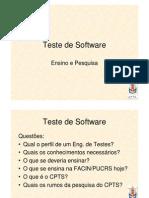 WorkshopTeste-PUCRS