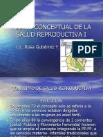 MARCO CONCEPTUAL DE LA SALUD REPRODUCTIVA I.ppt