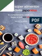 ebook los 27 super alimentos de la dieta japonesa