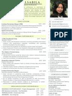 CV_Socio-economic RA_Laras Salsabila