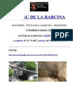 AVENC DE LA BARCINA