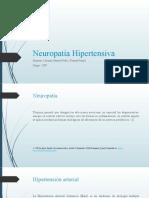Neuropatía Hipertensiva