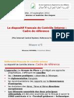 ESAA_Contrôle_interne_16-20_sept_2012_S8
