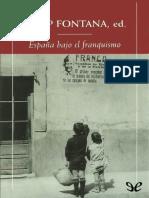 Espana bajo el franquismo - AA. VV_.epub