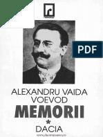 Alexandru Vaida Voevod - Memorii  vol 1.pdf