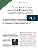 En torno a Charcot, imágenes de la histeria