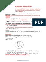 6 Multimi finite și infinite