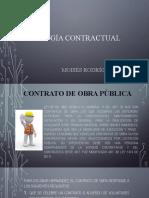 Tipología contractual. MOISES RODRIGUEZ PEREZ