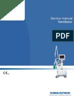 Siriusmed Service Manual